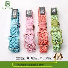 Cute Design Colorful Dog Product New Pet Collar For House Pet