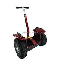Alibaba Greia trade assurance 2000w 2 wheel stand up electric scooter 25 km