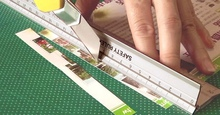 best gift for engineers stationery item straight edges aluminum metal ruler