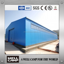 Construction Company Partner Modular Reformer Fast Producing Steel Structure Warehouse Workshop Building In Top 10