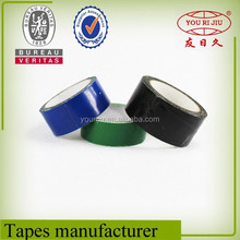 Strong adhesion and high tensile strength colorful duct cloth adhesive tape