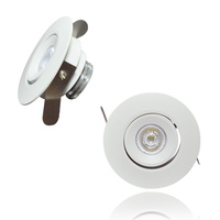 puck light cree high power led ceiling downlight 1w/3w for cabinet -RISE LIGHTING