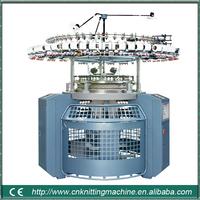 New design multifunction single jersey knitting machine