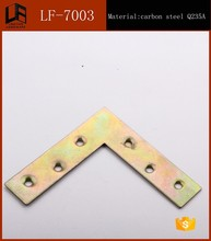 Q235 Powder Coated Equal Edge Galvanized Slotted Angle,Slotted Angle Bar For Shelf