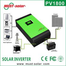 Must Solar steady performance hybird solar inverter 5000va 48vdc 220/230ac SOLAR PRODUCTS