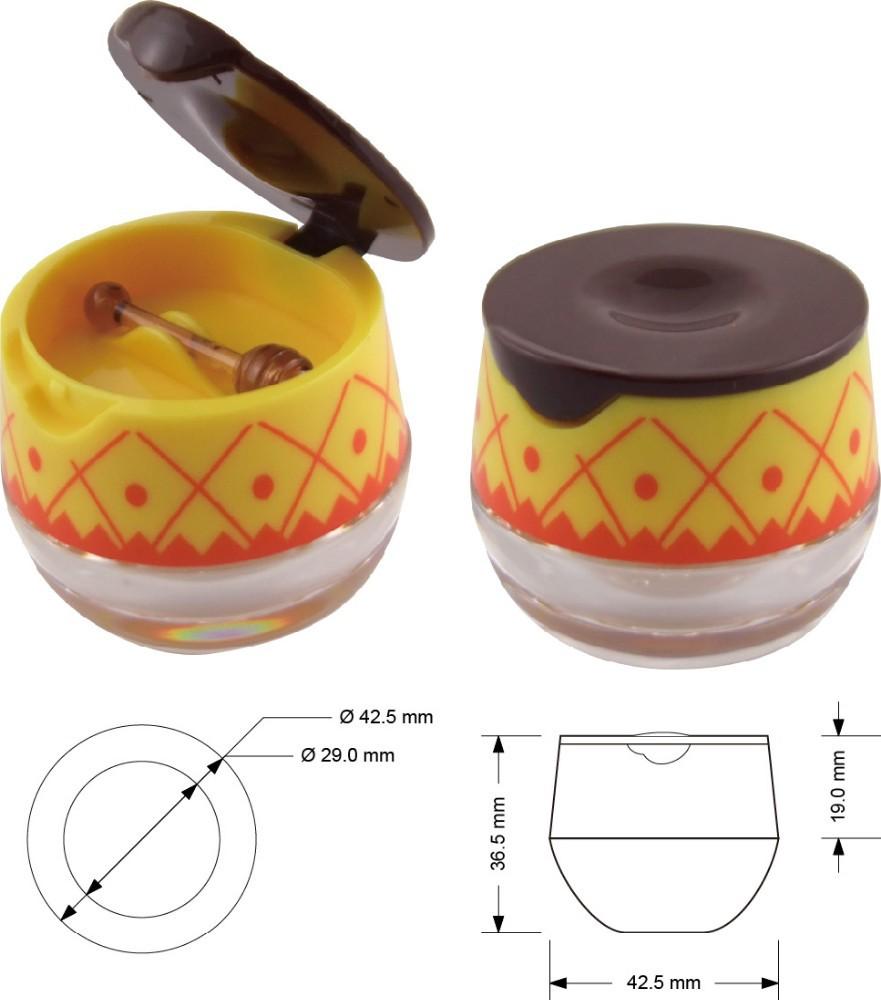 Unique Lip Balm Containers Unique Shaped Lip Balm