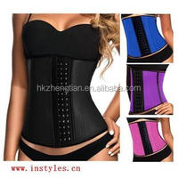 walson hot cool cross trainer sexy lingerie upper arm shape fajas colombianas latex waist trainer