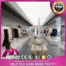 With Custom Logo On-Time Delivery High End Garment Shop Fixture For Ladies