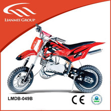 very cheap kids pocket bike 49cc off road moto (LMDB-049B)