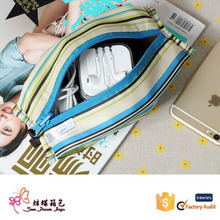 Modern Design Cocoon GRID IT USB Cable Earphones Stationery Pen Toothbrush Storage Travel Bag Organizer 3 Colors