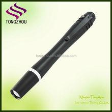 Aluminum LED Pen Light Promotion Medical Flexible Pen Examination Light