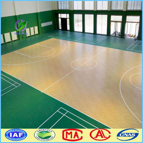 Indoor Basketball Court Flooring Court