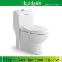 bathroom ceramic one piece toilet bowl price
