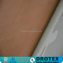 wholesale industrial cotton fire retardant fabric for welding