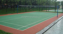 Granulated epdm rubber for basketball floor