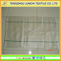 Good quality recycled polypropylene woven cement bag