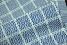 100% cotton check shirt fabric TF003