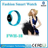2015 3g smart watch H18 phone android waterproof ip67 mtk 6260 smart watch phone