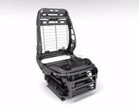 Automotive seat frame for Automobile Motorhomes MPV