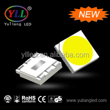 NEW models high brightness high CRI low power appealing 0.2w 5054/5050/5053 series single core PURE WHITE with Epistar chips