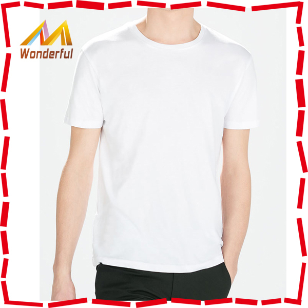 Bulk cheap 100 cotton men custom t shirts cheap blank for Where can i buy t shirts in bulk for cheap