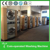 Professional laundry stacked washer dryer