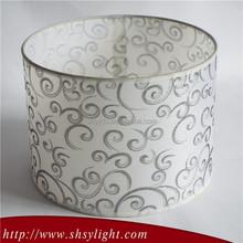 Factory wholesale plastic lamp shade