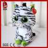 China best made stuffed zebra animal birthday christmas gifts cute kid toys plush big eyes animal stuffed zebra toys