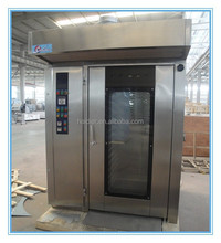 stainless steel baking oven for sale /commercial french baguette bakery rack oven