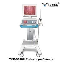 Medical endoscope type laryngoscopic portable camera endoscopy