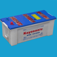 Manufacturing High Quality - Dry charged car batteries Battery Storage truck battery n180 12v 180ah