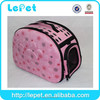 portable Soft-Sided pet dog crate/soft pet carrier/pet cat travel cage