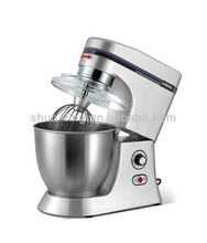 7 liter stand mixer, anodized aluminum body, with CE/CB certificate