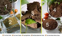 Camellia Saponin, Organic Fertilizer, Tea Seed Meal for Prawn Farming