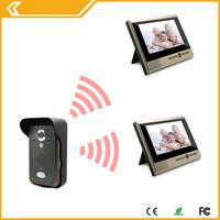Looking for agent Competition Video Door Phone Wireless Visual Doorbell