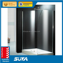 High quality cheap square strip bath portable enclosed shower cabinet with ce certificate