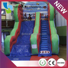 Outdoor Sale Cheap Top Sale Plastic Water Slide Inflatable Slides For Sale