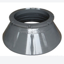 mining machinery parts bowl liner with good quality standard