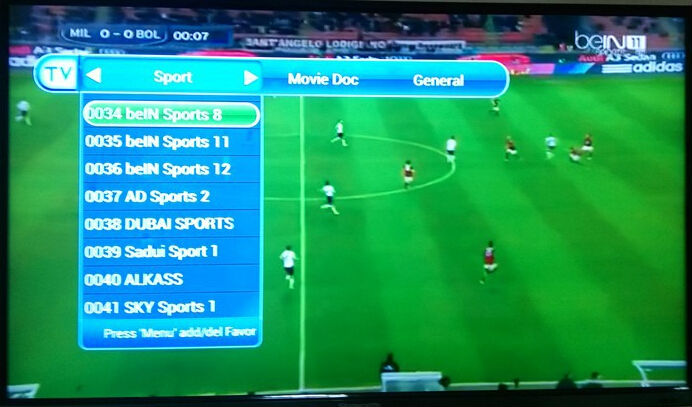 Hot sellingl vigica iptv box channel android iptv apk with more
