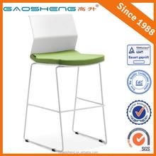 GS-G1764 four long firm feet fancy office chairs
