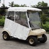 Outdoor 2 seat Waterproof golf cart enclosure