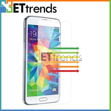 Crystal Clear anti blu-ray LCD screen protector guard cover film for Samsung S5