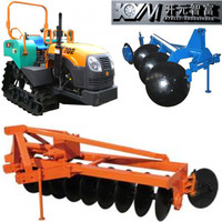 Strong Power For Deep Plowing 1.8m Wide Ploughing Tractor