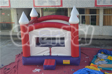 Colorful inflatable bouncer house,inflatable jumping bouncer