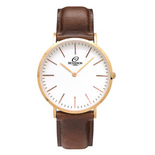 2015 new arrival German brand classical fashion watch with 316 stainless steel case