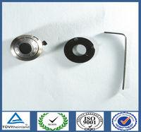 RoHS TUV ISO9001 BOCHEN H-23-6A 22mm 2% black potentiometer knob thermostat knob