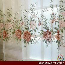 Best quality professional custom lace curtain ready made