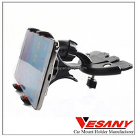 vesany factory price supply flexible strong dule clip easy installation durable punchy cell phone car holder