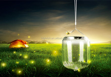 new designed inflatable portable solar LED emergency camping PVC water proof bag lantern