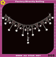 2015 wholesale neckline hot fix rhinestone templates